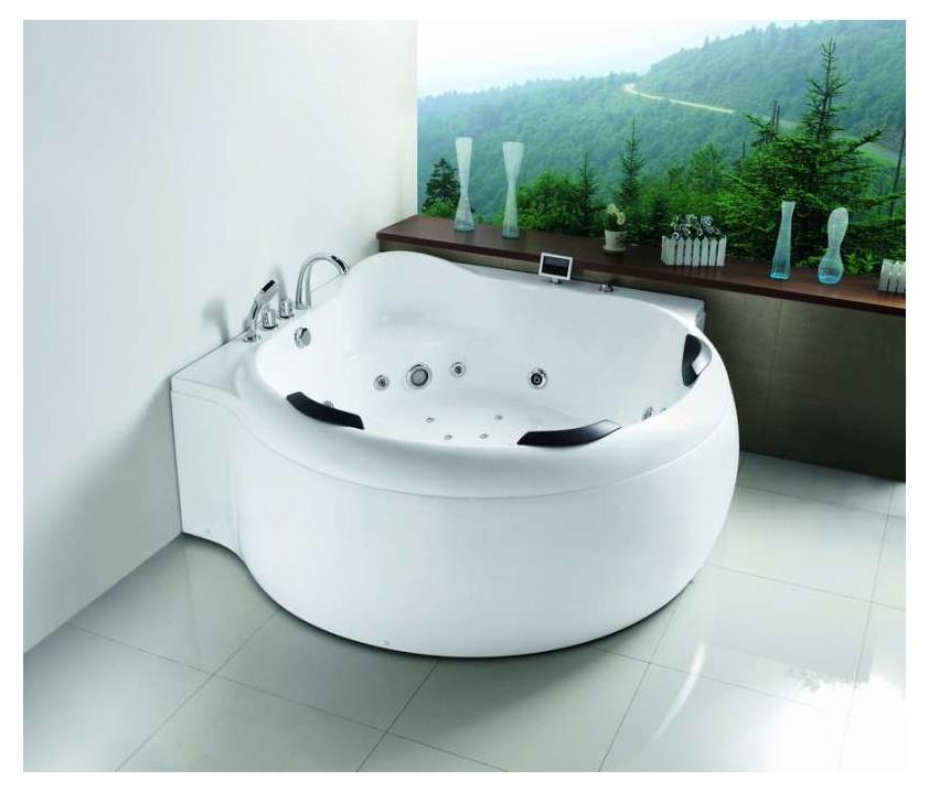 Гидромассажная ванна GEMY G9088К - Гидромассажные ванны. Джакузи ... 8dcf82e8cf4af